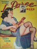 La Paree (1930-1938 Irwin Publishing) Pulp Vol. 8 #12
