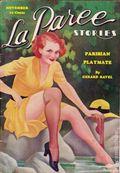 La Paree (1930-1938 Irwin Publishing) Pulp Vol. 9 #9