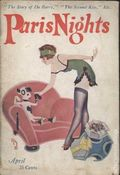 Paris Nights (1925-1938 Paris Nights/Shade Publishing) Magazine/Pulp Vol. 5 #1