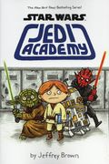 Star Wars Jedi Academy GN (2019 Scholastic) 2nd Edition By Jeffrey Brown 1-1ST