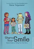 Share Your Smile HC (2019 Graphix) Raina's Guide to Telling Your Own Story 1-1ST