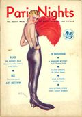 Paris Nights (1925-1938 Paris Nights/Shade Publishing) Magazine/Pulp Vol. 10 #6