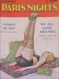 Paris Nights (1925-1938 Paris Nights/Shade Publishing) Magazine/Pulp Vol. 14 #1
