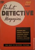 Pocket Detective Magazine (1936-1937 Street & Smith) Pulp Vol. 1 #4