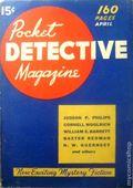 Pocket Detective Magazine (1936-1937 Street & Smith) Pulp Vol. 1 #5