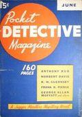 Pocket Detective Magazine (1936-1937 Street & Smith) Pulp Vol. 2 #1