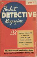 Pocket Detective Magazine (1936-1937 Street & Smith) Pulp Vol. 2 #2