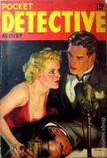 Pocket Detective Magazine (1936-1937 Street & Smith) Pulp Vol. 2 #3