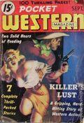 Pocket Western Magazine (1950 Trojan Magazines) Pulp Vol. 1 #1