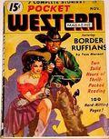 Pocket Western Magazine (1950 Trojan Magazines) Pulp Vol. 1 #2