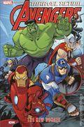 Marvel Action Avengers TPB (2019 IDW/Marvel) 1-1ST