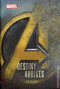Destiny Arrives HC (2019 Marvel Press) An Avengers Infinity War Novel 1-1ST