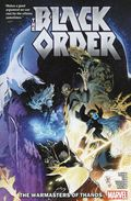 Black Order The Warmasters of Thanos TPB (2019 Marvel) 1-1ST