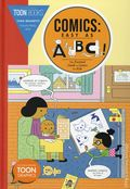 Comics Easy as ABC HC (2019 Toon Books) 1-1ST