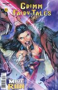 Grimm Fairy Tales (2016 2nd Series) 27A