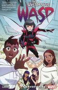 Unstoppable Wasp Unlimited TPB (2019 Marvel) 1-1ST