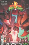 Mighty Morphin Power Rangers (2016 Boom) 38A