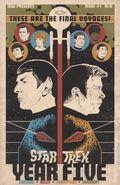 Star Trek Year Five (2019 IDW) 1RIA