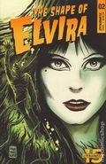 Elvira The Shape of Elvira (2018 Dynamite) 2A