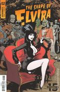 Elvira The Shape of Elvira (2018 Dynamite) 2C