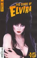 Elvira The Shape of Elvira (2018 Dynamite) 2D