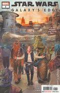 Star Wars Galaxy's Edge (2019 Marvel) 1A