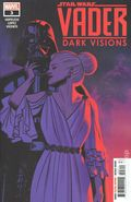 Star Wars Vader Dark Visions (2019 Marvel) 3A