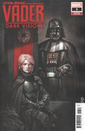Star Wars Vader Dark Visions (2019 Marvel) 3B