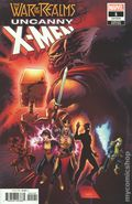 War of the Realms Uncanny X-Men (2019 Marvel) 1C