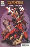 War of the Realms Uncanny X-Men (2019 Marvel) 1D