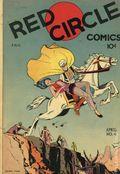 Red Circle Comics #4 (Variant Interior) SECRET HEARTS 10