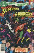 DC Comics Presents (1978 DC) Mark Jewelers 80MJ