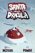 Santa vs. Dracula GN (2013 SLG Publishing) 1-1ST