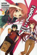 Devil is a Part Timer SC (2015- A Yen On Light Novel) 2-REP