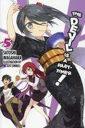 Devil is a Part Timer SC (2015- A Yen On Light Novel) 5-1ST