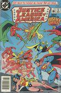 Justice League of America (1960 1st Series) Mark Jewelers 232MJ