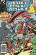 Justice League of America (1960 1st Series) Mark Jewelers 238MJ