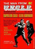 Man from U.N.C.L.E. Magazine (1967-1968 Leo Margulies Corp Digest) Vol. 1 #4