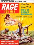 Rage for Men (1956-1958 Arnold Magazines) Vol. 1 #7