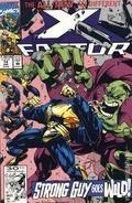 X-Factor (1986 1st Series) 74