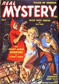 Real Mystery Magazine (1940 Western Fiction) Pulp Vol. 1 #2