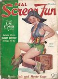 Real Screen Fun (1934-1942 Tilsam) Pulp Vol. 1 #4