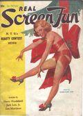 Real Screen Fun (1934-1942 Tilsam) Pulp Vol. 1 #5