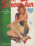 Real Screen Fun (1934-1942 Tilsam) Pulp Vol. 1 #6