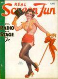 Real Screen Fun (1934-1942 Tilsam) Vol. 1 #9