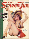 Real Screen Fun (1934-1942 Tilsam) Vol. 1 #12