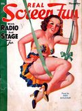 Real Screen Fun (1934-1942 Tilsam) Pulp Vol. 2 #2