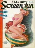 Real Screen Fun (1934-1942 Tilsam) Pulp Vol. 2 #3