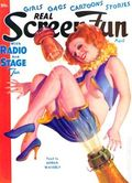 Real Screen Fun (1934-1942 Tilsam) Pulp Vol. 2 #7