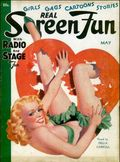 Real Screen Fun (1934-1942 Tilsam) Pulp Vol. 2 #8